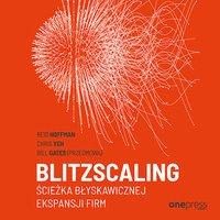 Blitzscaling. Ścieżka błyskawicznej ekspansji firm - Reid Hoffman - audiobook