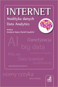 Internet. Analityka danych - Kamil Czaplicki - ebook