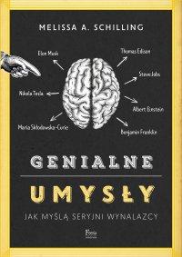 Genialne umysły. Jak myślą seryjni wynalazcy - Melissa A. Schilling - ebook