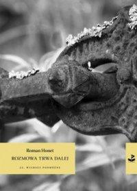Rozmowa trwa dalej - Roman Honet - ebook