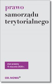 Prawo samorządu terytorialnego - Opracowanie zbiorowe - ebook