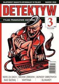 Detektyw 3/2020 - Opracowanie zbiorowe - audiobook