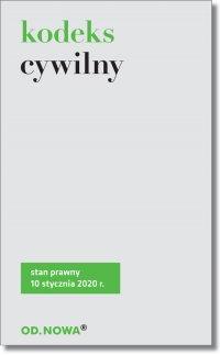 Kodeks cywilny - Opracowanie zbiorowe - ebook