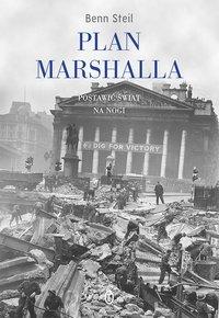 Plan Marshalla - Benn Steil - ebook