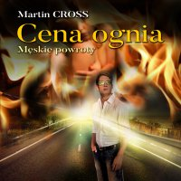 Cena ognia - Martin Cross - audiobook