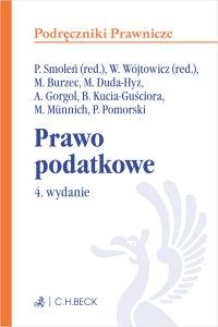 Prawo podatkowe. Wydanie 4 - Paweł Smoleń - ebook