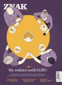 Miesięcznik Znak nr 777: My, rodzice osób LGBT+ - Opracowanie zbiorowe - eprasa