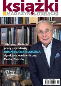 Magazyn Literacki Książki 1/2020 - Opracowanie zbiorowe - eprasa