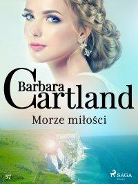 Morze miłości - Barbara Cartland - ebook