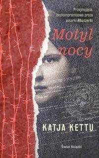 Motyl nocy - Kettu Katja - ebook