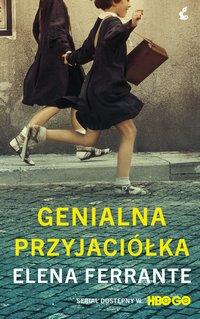 Genialna Przyjaciółka - Elena Ferrante - ebook