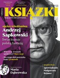 Książki. Magazyn do czytania 1/2020 - Opracowanie zbiorowe - eprasa