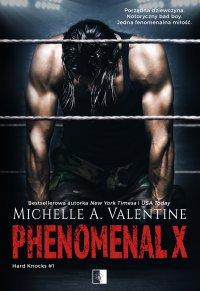 Phenomenal X - Michelle A. Valentine - ebook