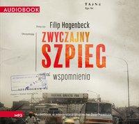 Zwyczajny szpieg - Philip Hagenbeck - audiobook