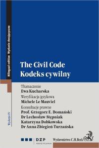 Kodeks cywilny. The civil code. Wydanie 4 - Ewa Kucharska - ebook