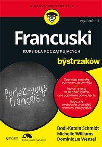 Francuski dla bystrzaków. Wydanie II - Zoe Erotopoulos - ebook