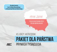 Pakiet dla państwa Prymasa Tysiąclecia - ks. Jerzy Jastrzębski - audiobook