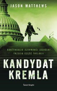 Kandydat Kremla - Jason Matthews - audiobook