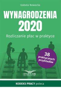 Wynagrodzenia 2020. Rozliczanie płac w praktyce - Izabela Nowacka - ebook