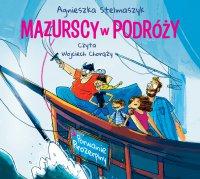 Porwanie Prozerpiny. Mazurscy w podróży. Tom 2 - Agnieszka Stelmaszyk - audiobook
