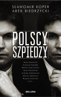 Polscy szpiedzy - Sławomir Koper - audiobook