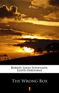 The Wrong Box - Robert Louis Stevenson - ebook