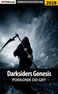 "Darksiders Genesis - poradnik do gry - Natalia ""N.Tenn"" Fras - ebook"