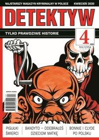 Detektyw 4/2020 - Opracowanie zbiorowe - audiobook
