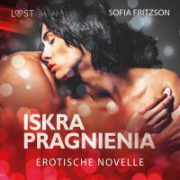 Iskra pragnienia - Sofia Fritzson - audiobook