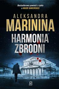 Harmonia zbrodni - Aleksandra Marinina - ebook