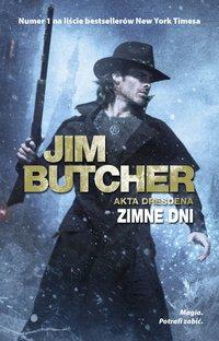 Zimne dni. Akta Dresdena - Jim Butcher - ebook