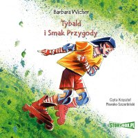 Tybald i smak przygody - Barbara Wicher - audiobook