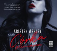 Córka gliniarza - Kristen Ashley - audiobook