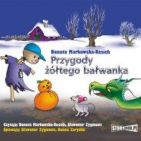 Przygody żółtego bałwanka - Danuta Markowska-Resich - audiobook
