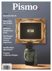 Pismo. Magazyn Opinii 03/2020 - Marcin Wicha - audiobook