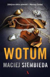 Wotum - Maciej Siembieda - ebook