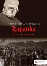 Łapanka - Witold Niesłuchowski - ebook