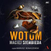 Wotum - Maciej Siembieda - audiobook