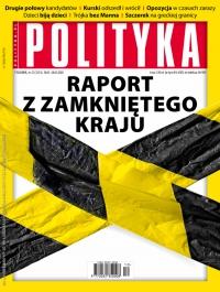 Polityka nr 12/2020 - Opracowanie zbiorowe - eprasa
