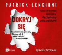 Odkryj się - Patrick Lencioni - audiobook