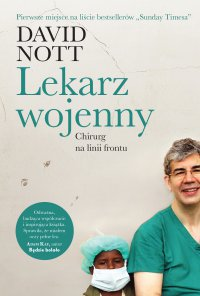 Lekarz wojenny - David Nott - ebook