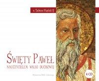 Święty Paweł nauczycielem walki duchowej - Tadeusz Hajduk SJ - audiobook