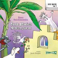 Duch Maciek. Tom 3. Duch Maciek detektywem - Anna Onichimowska - audiobook