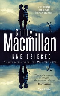 Inne dziecko - Gillian Macmillan - ebook