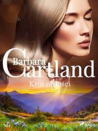 Król miłości - Barbara Cartland - ebook