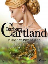 Miłość w Pirenejach - Barbara Cartland - ebook