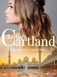 Tajemnica meczetu - Barbara Cartland - ebook