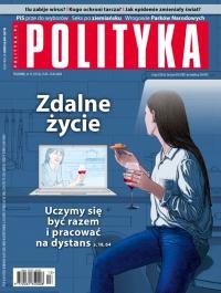 Polityka nr 13/2020 - Opracowanie zbiorowe - eprasa