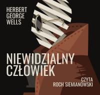 Niewidzialny człowiek - Herbert George Wells - audiobook