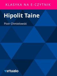 Hipolit Taine